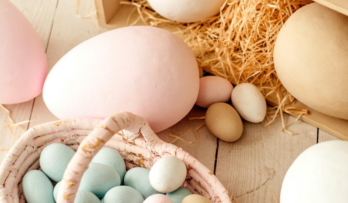 Qual è il significato delle uova di Pasqua?