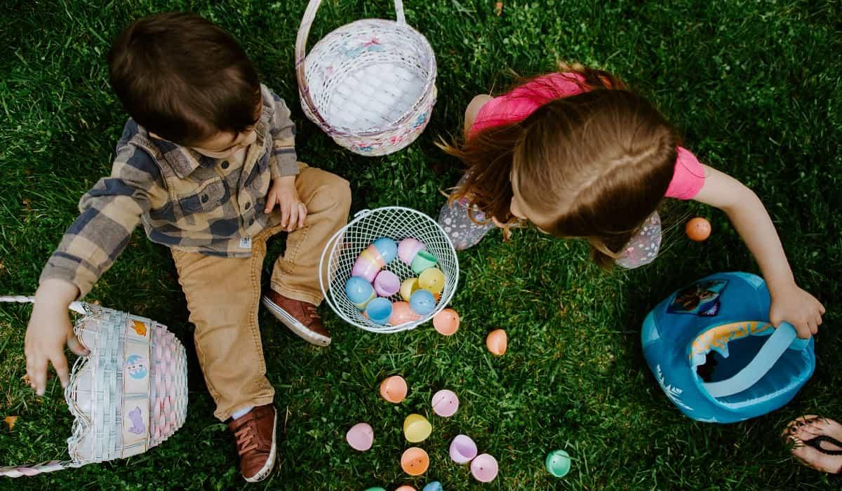 In che giorno si svolge la caccia alle uova?