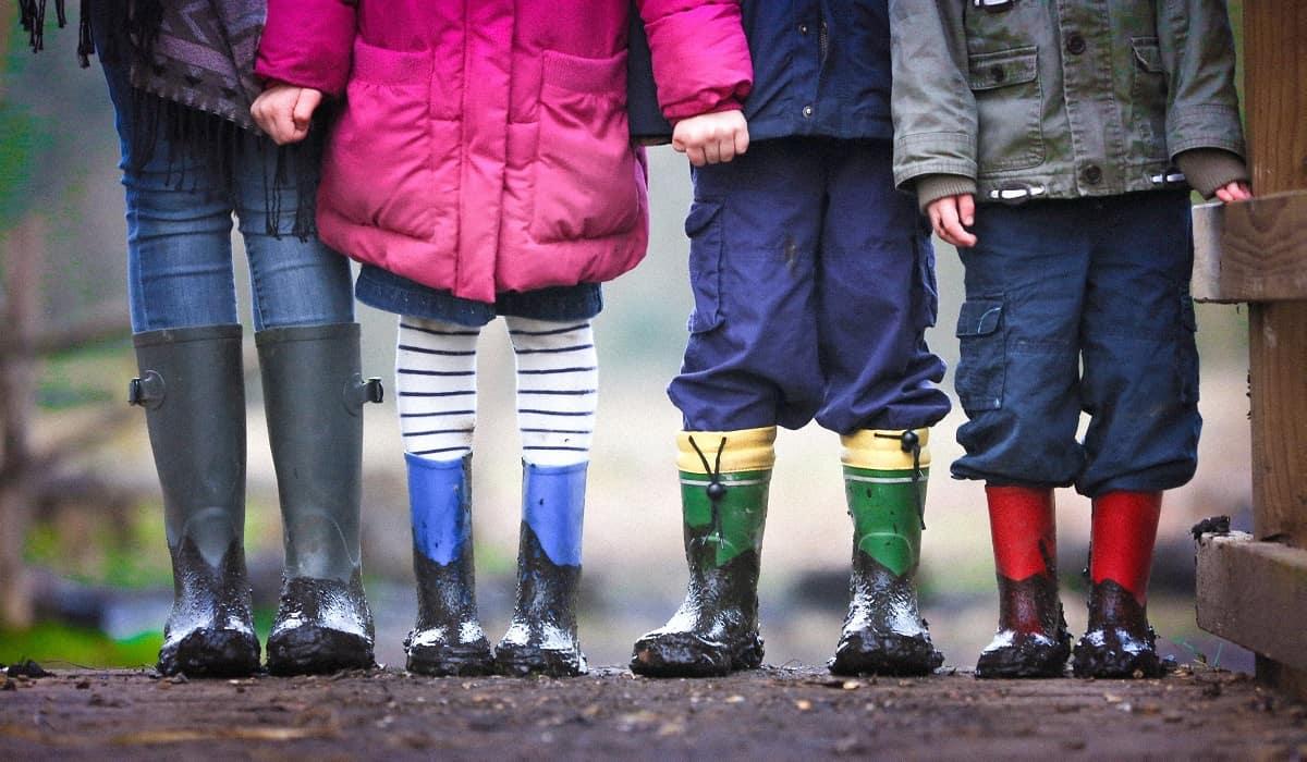 Le stagioni dell'anno in inglese per bambini