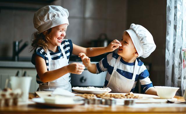 Imparare l'inglese cucinando: ricette facili per bambini