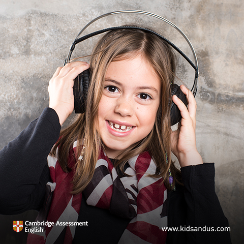 Cambridge english rileva che gli studenti kids&us brillano nelle capacità di listening