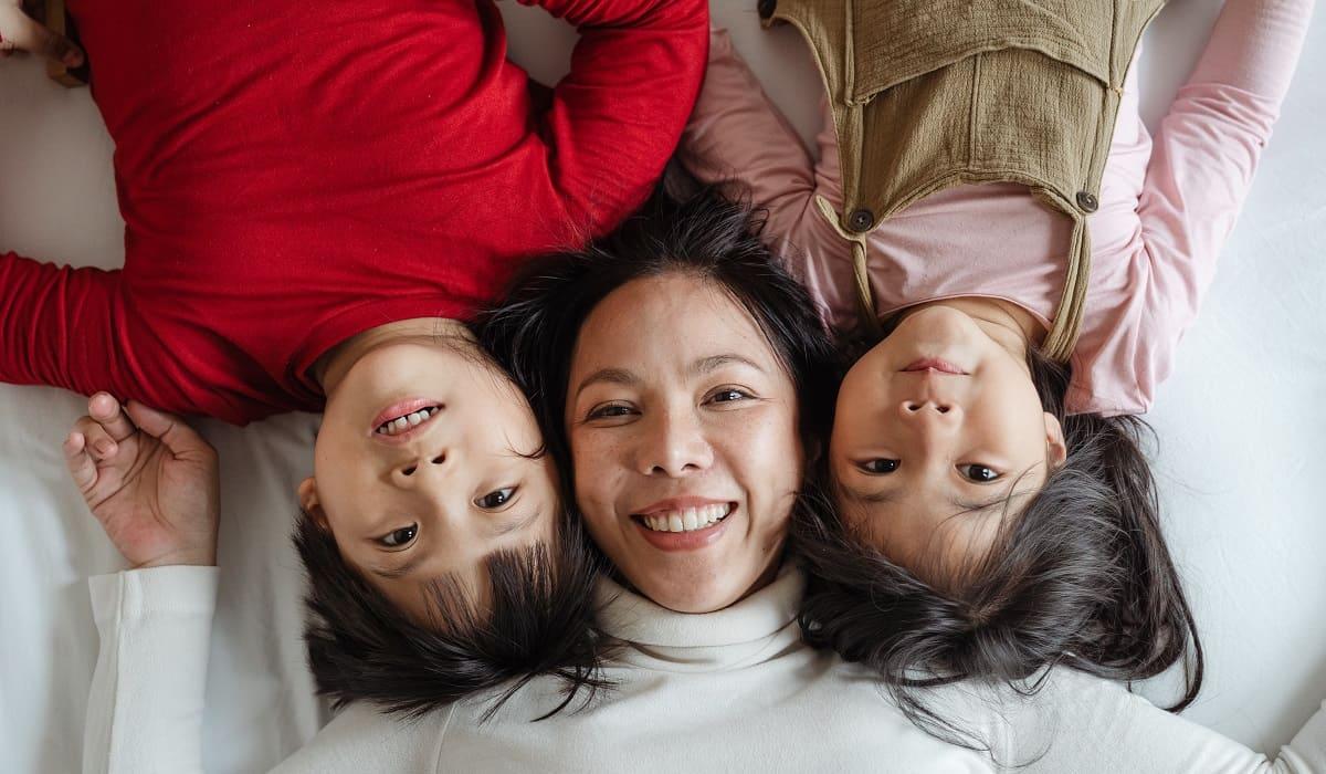 Imparare i componenti della famiglia in inglese