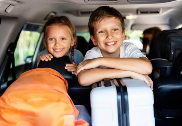 10 giochi divertenti in inglese da fare in macchina con i bambini