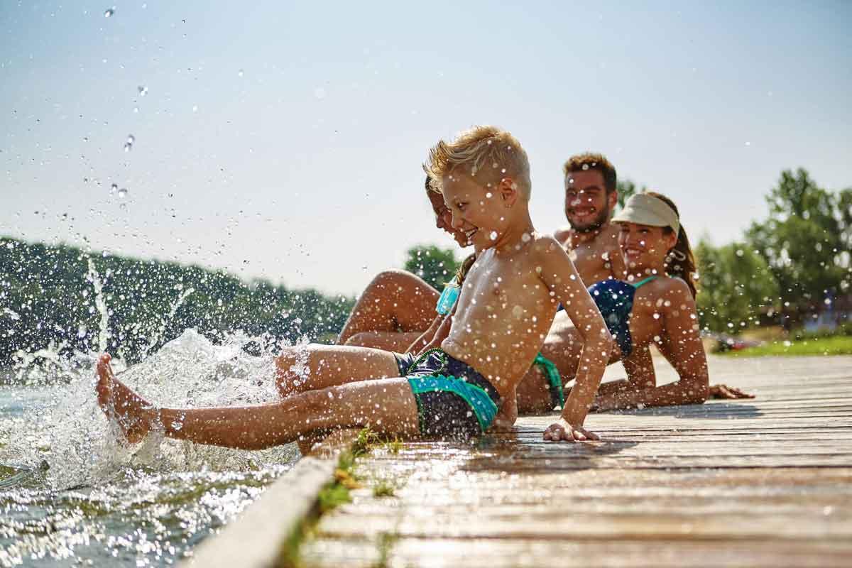 12 consigli per un'estate sicura con i bambini