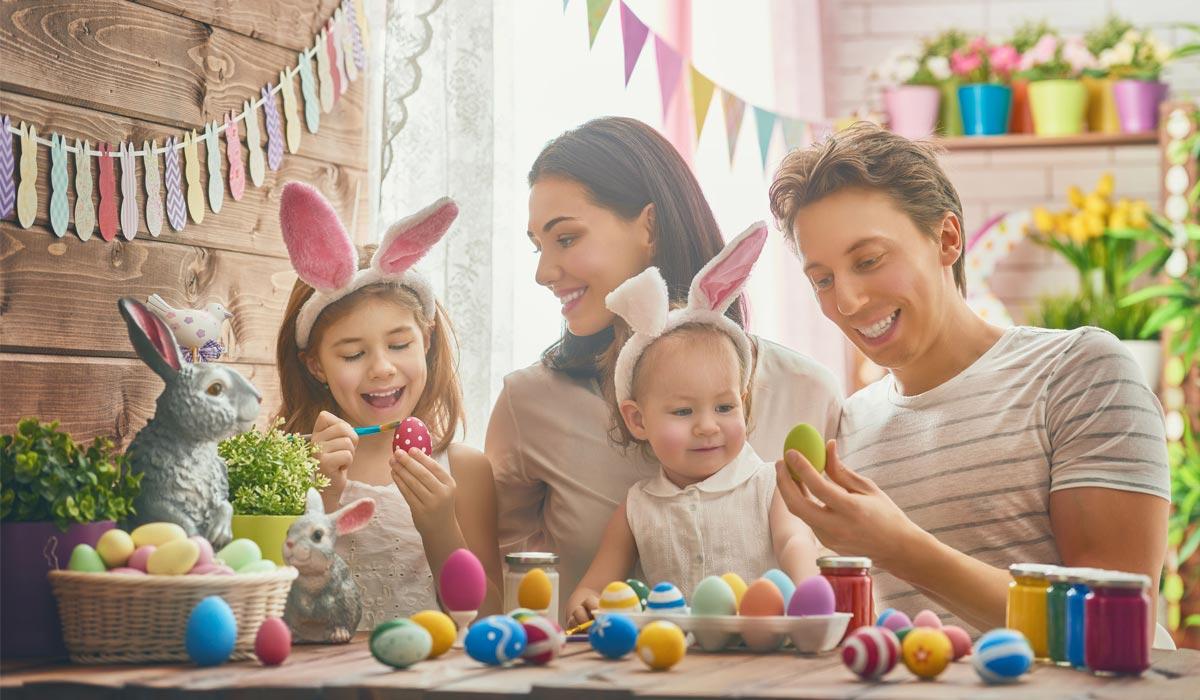 Tradizioni inglesi per la Pasqua: attività da fare con i bambini