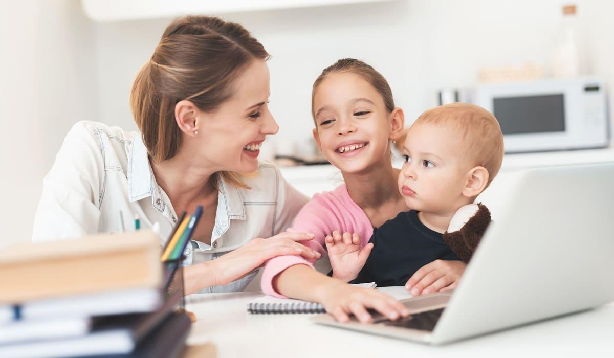 5 suggerimenti per aiutare i tuoi figli a imparare l'inglese anche se non lo parli