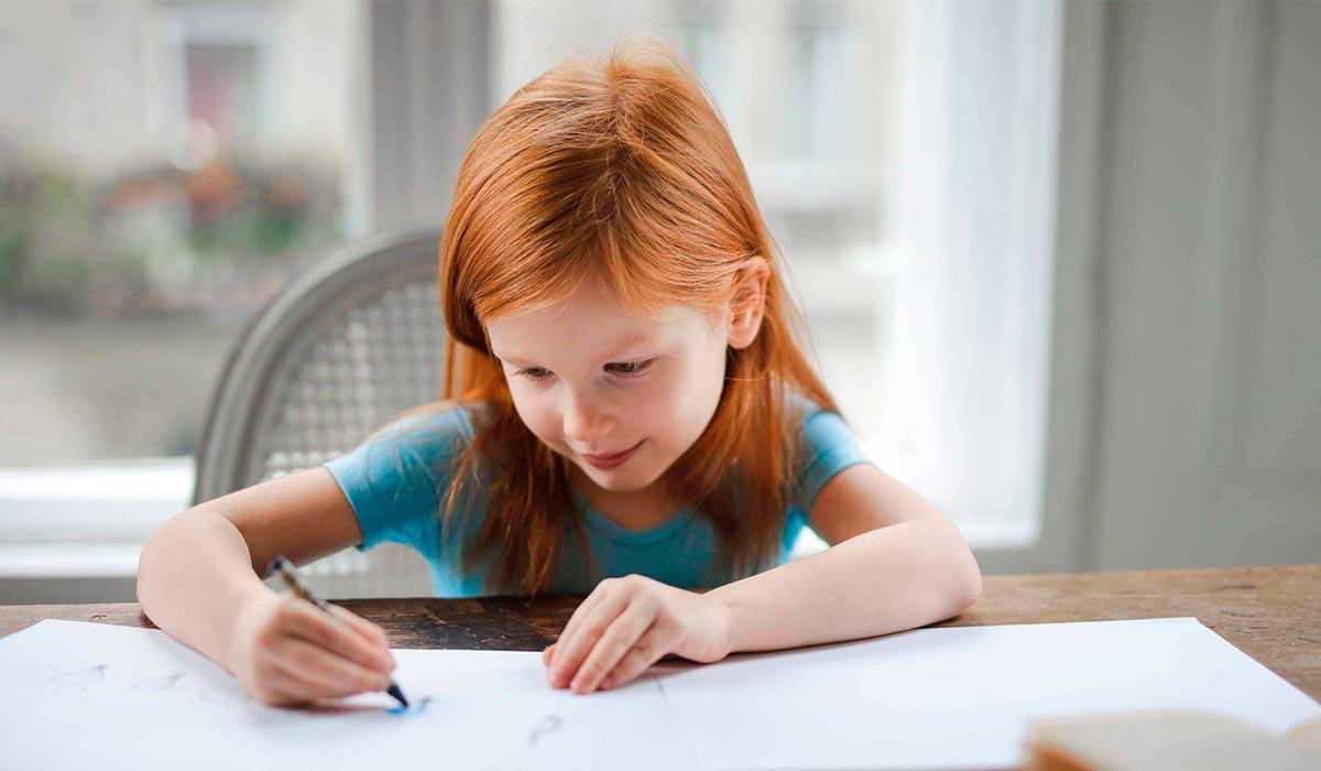 Consigli per bambini per imparare a scrivere in inglese