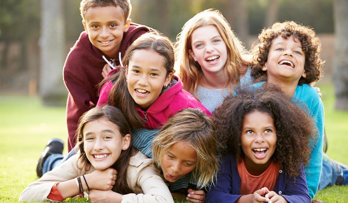 Bambini e diversità culturale: giochi e attività per l'infanzia