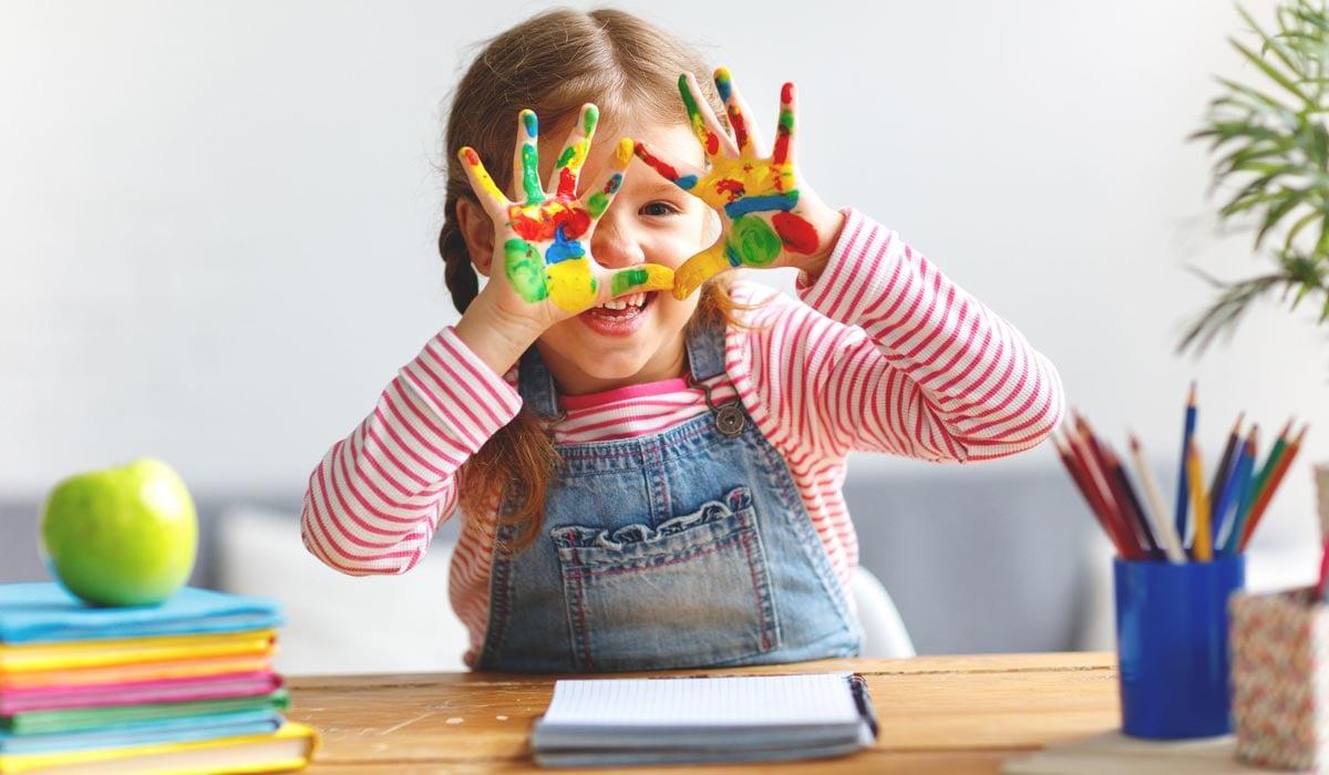 5 attività da fare con i bambini a casa o in giardino