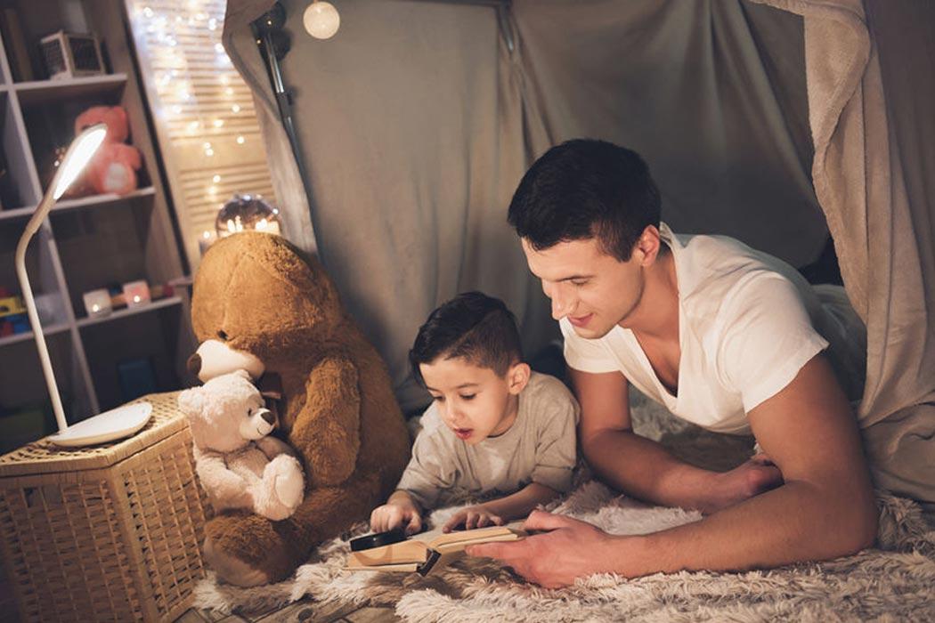 L'importanza di incoraggiare la lettura nell'infanzia