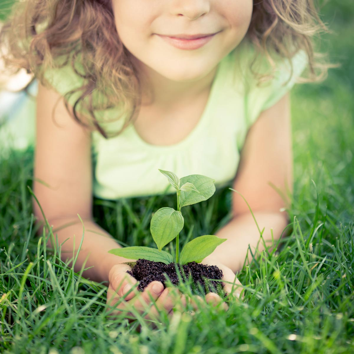 Giochi con bambini per proteggere l'ambiente